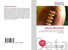 Bookcover of Sylvain Marconnet