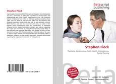 Capa do livro de Stephen Fleck
