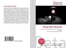 Bookcover of Sleep (Non-Human)