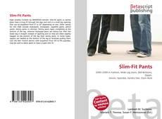Copertina di Slim-Fit Pants