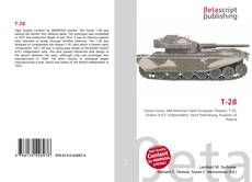 Bookcover of T-28