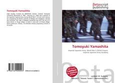 Bookcover of Tomoyuki Yamashita