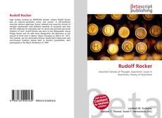 Обложка Rudolf Rocker