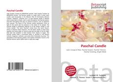 Bookcover of Paschal Candle