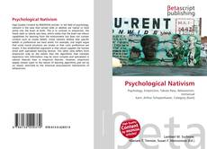 Buchcover von Psychological Nativism