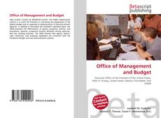 Buchcover von Office of Management and Budget
