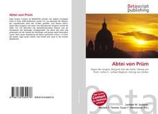 Buchcover von Abtei von Prüm