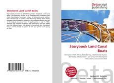 Storybook Land Canal Boats的封面