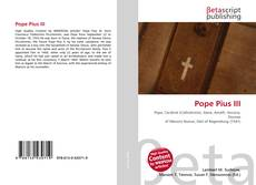 Buchcover von Pope Pius III
