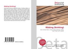 Borítókép a  Ribbing (Knitting) - hoz