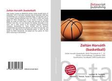 Zoltán Horváth (basketball) kitap kapağı