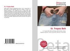 Bookcover of St. Tropez Belt