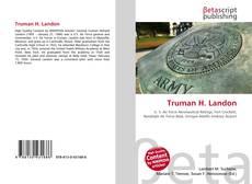 Bookcover of Truman H. Landon