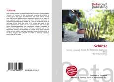 Portada del libro de Schütze