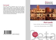 Bookcover of Port Lands