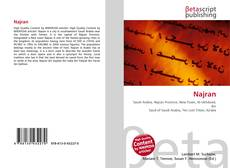 Bookcover of Najran