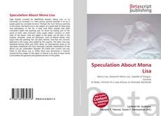 Buchcover von Speculation About Mona Lisa