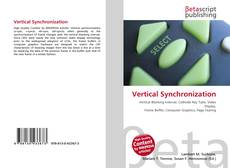 Bookcover of Vertical Synchronization