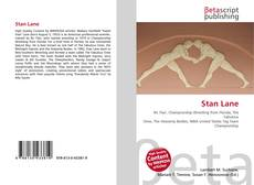 Bookcover of Stan Lane