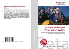 Bookcover of National Wilderness Preservation System