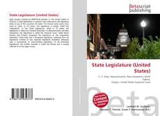 Bookcover of State Legislature (United States)