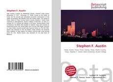 Bookcover of Stephen F. Austin