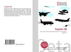 Buchcover von Tupolev SB