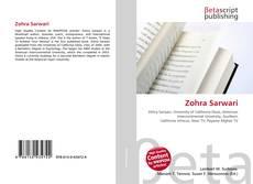 Bookcover of Zohra Sarwari