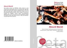 Buchcover von Absurd (Band)