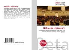 Bookcover of Nebraska Legislature