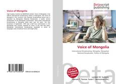 Bookcover of Voice of Mongolia