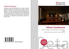 Bookcover of Tehran Conference