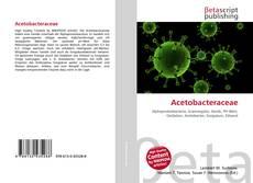 Acetobacteraceae的封面