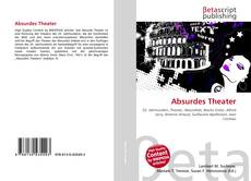Bookcover of Absurdes Theater