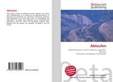Capa do livro de Abteufen