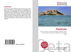Bookcover of Palatinate