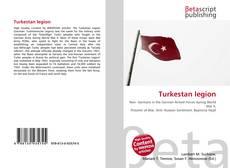 Turkestan legion的封面