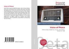 Couverture de Voice of Peace