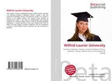 Wilfrid Laurier University的封面