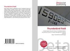 Thunderbird Field的封面