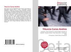 Tiburcio Carías Andino的封面