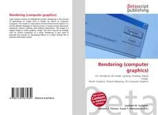 Bookcover of Rendering (computer graphics)