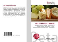 Copertina di List of French Cheeses