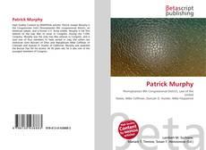 Patrick Murphy kitap kapağı
