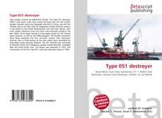 Borítókép a  Type 051 destroyer - hoz