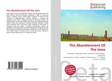 The Abandonment Of The Jews的封面