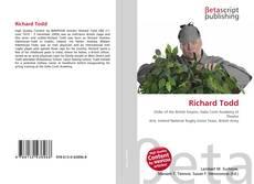 Buchcover von Richard Todd