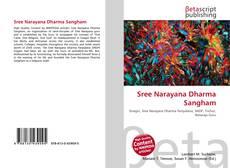 Sree Narayana Dharma Sangham的封面