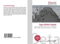 Обложка Type 053H3 frigate