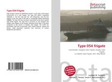 Bookcover of Type 054 frigate